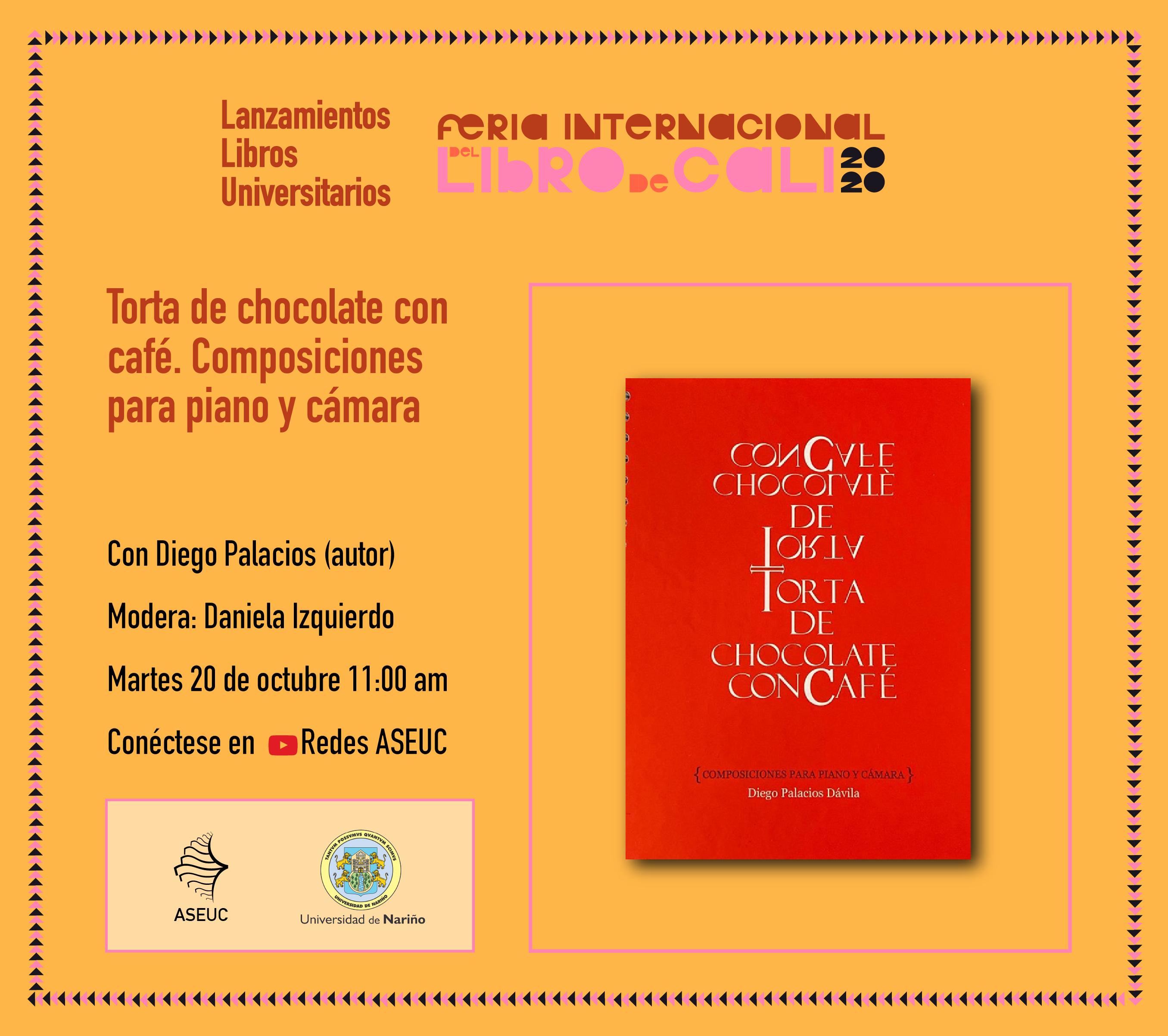 Participación en la Ferial del libro de Cali 2020.