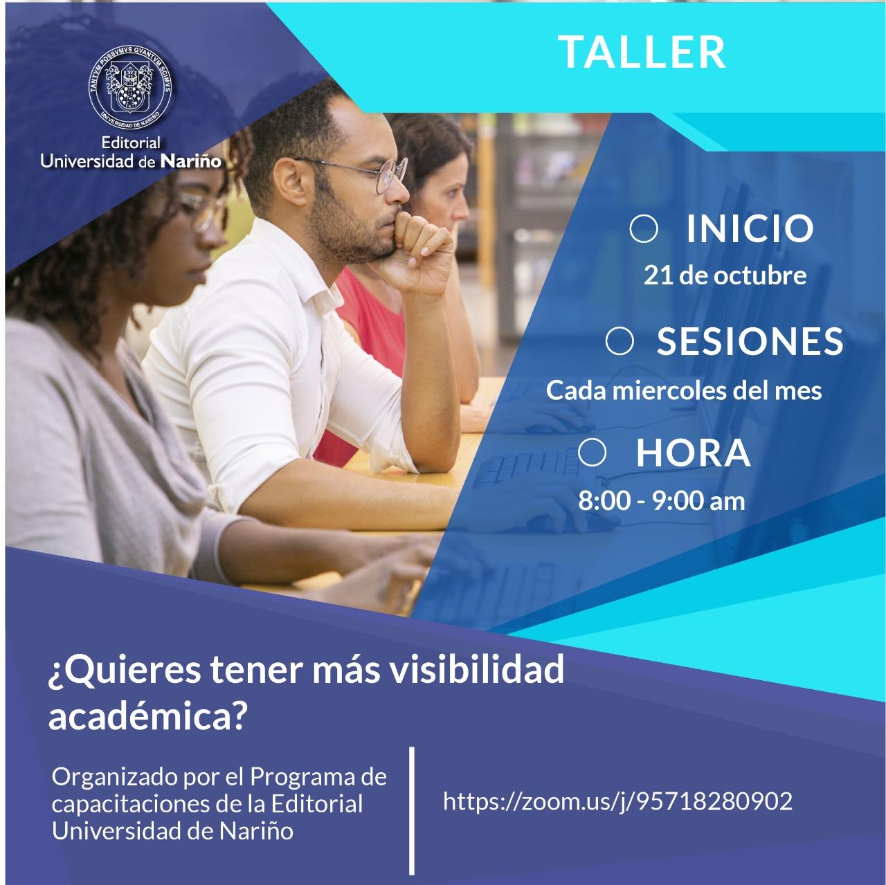 Taller de Visibilidad Académica