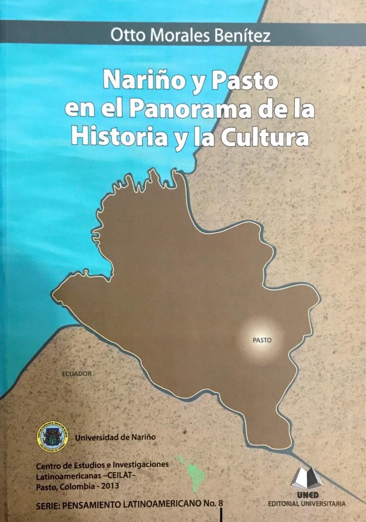 Nariño y Pasto en el Panorama de la Historia y la Cultura