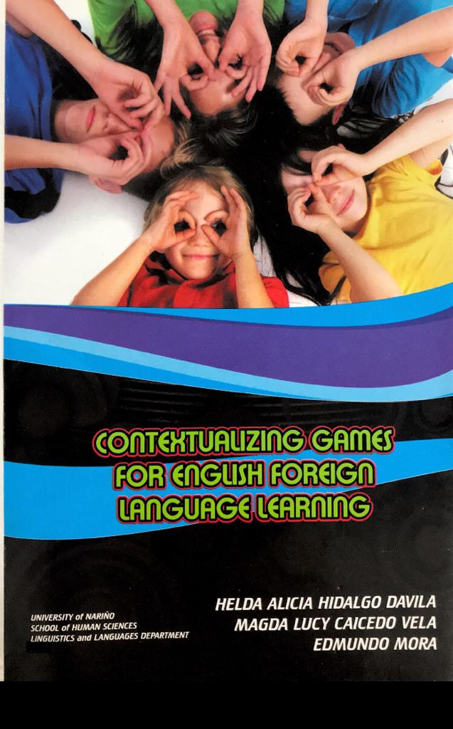 Contextualizing games for english foreing language learning