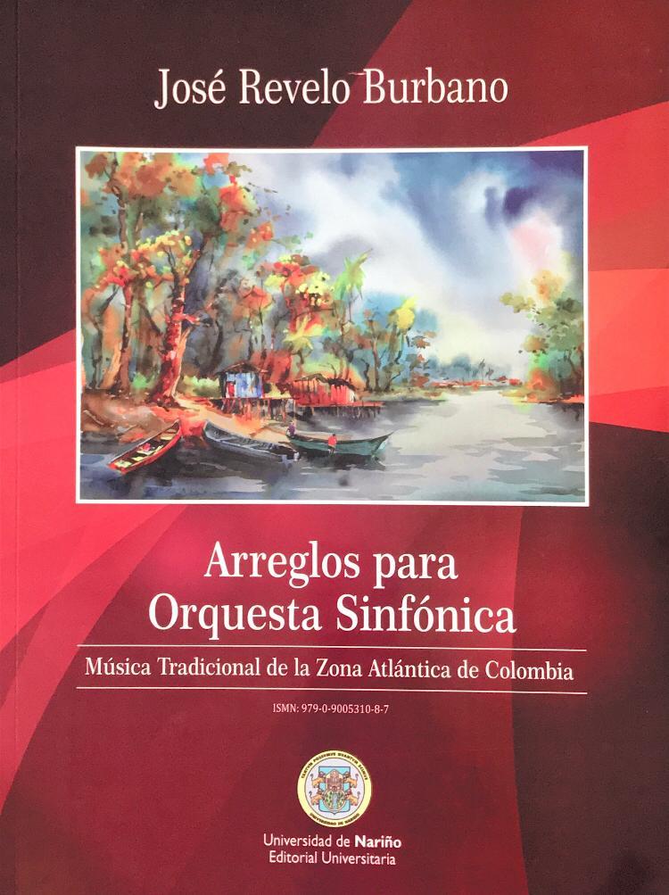 Arreglos para orquesta sinfónica: Música tradicional de la Zona Atlántica de Colombia