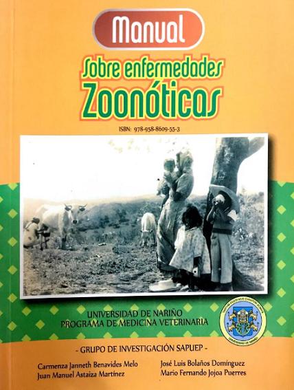Manual sobre enfermedades Zoonóticas