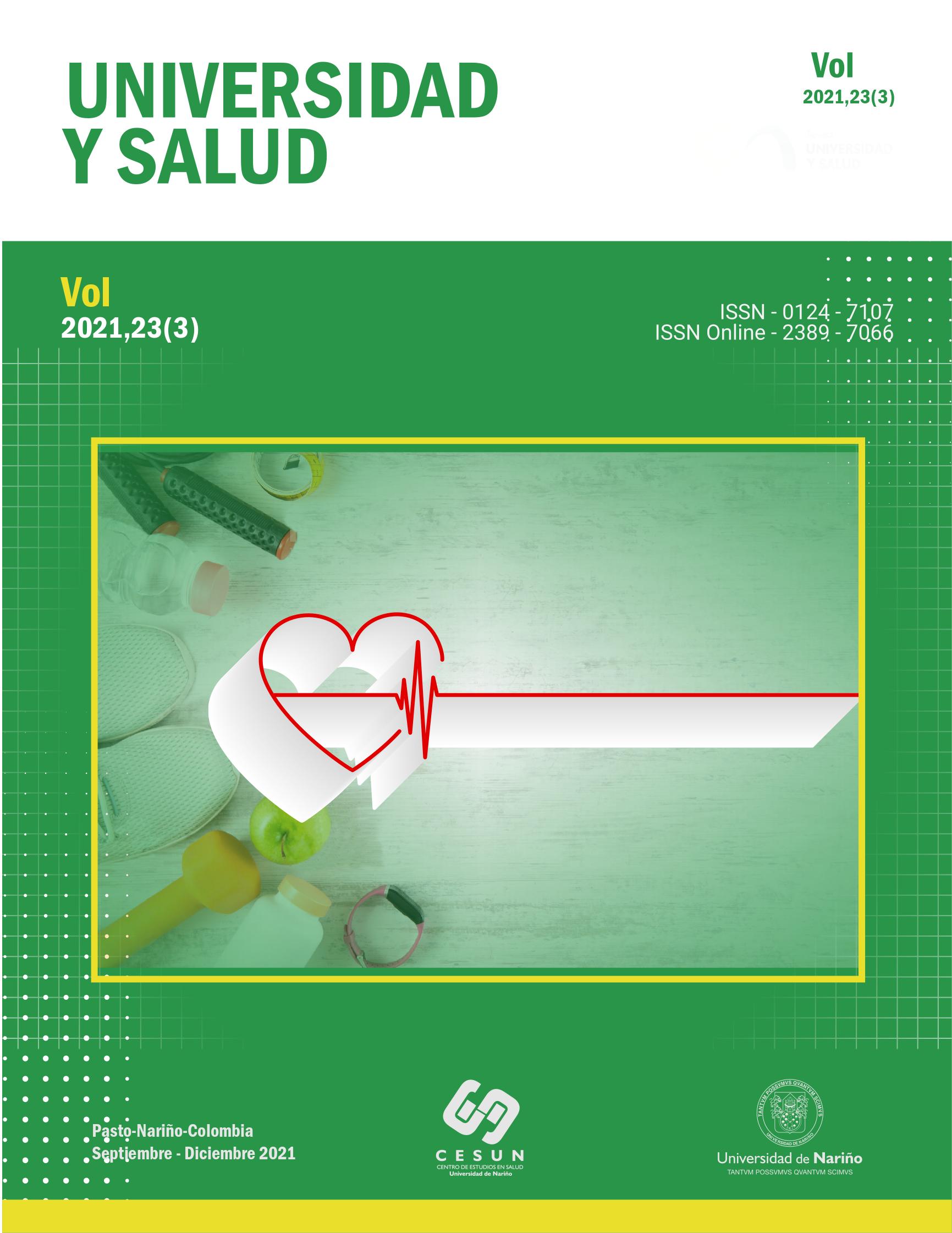 Nueva publicación Universidad y Salud